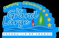 Camping sur la presqu'ile de Crozon le GRAND LARGE