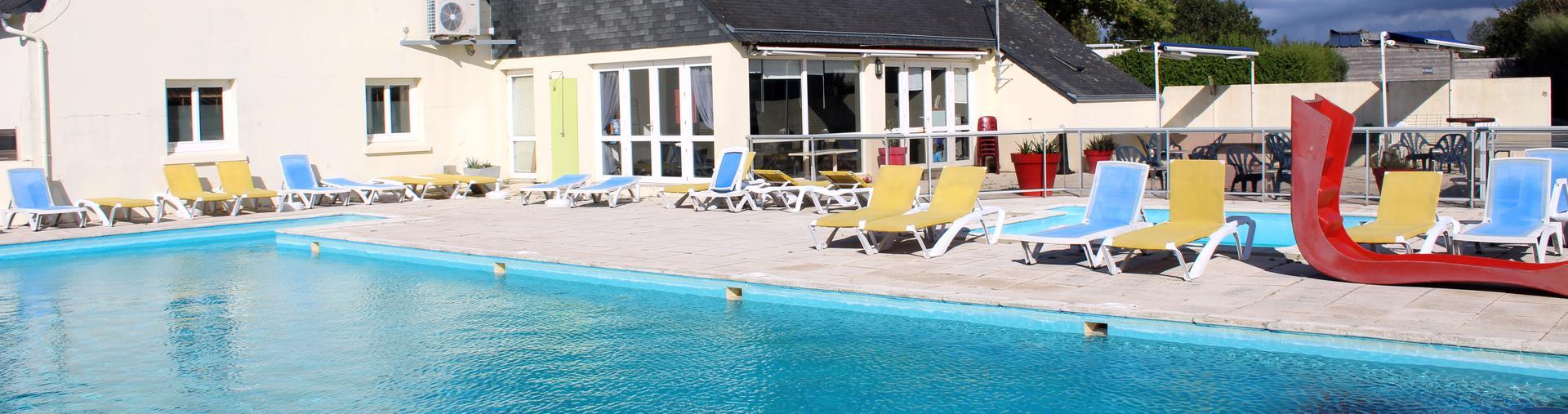Camping en Bretagne avec piscine