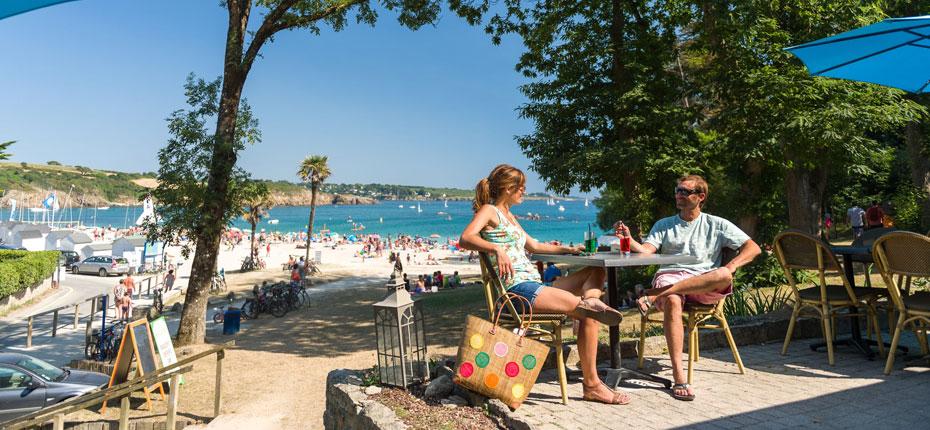 La Bretagne région idéale pour faire du camping