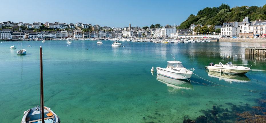 Le nautisme en Bretagne