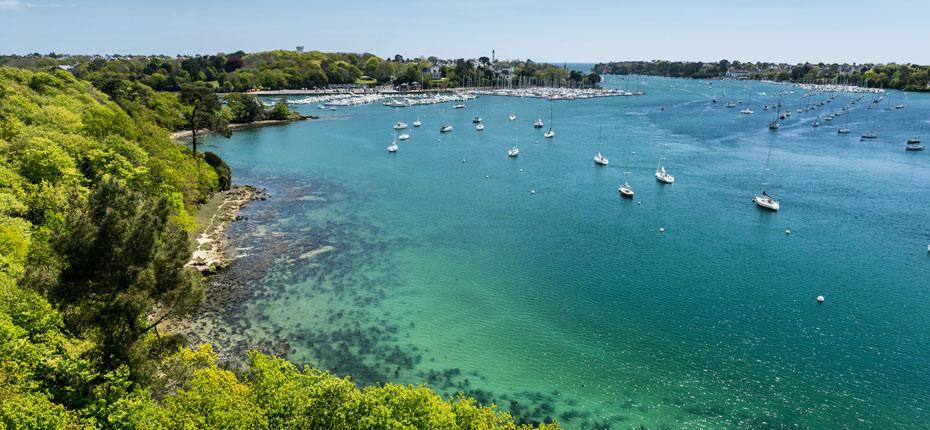 La Bretagne et ses criques magnifiques