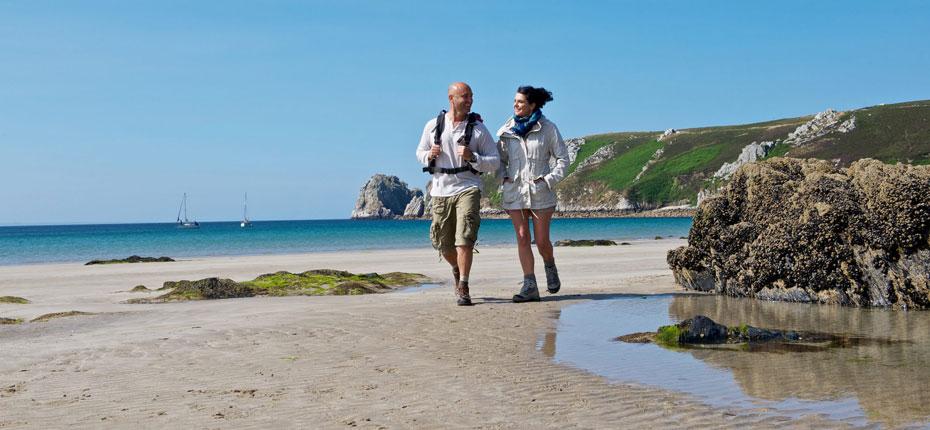 Camaret sur Mer dans le Finistère