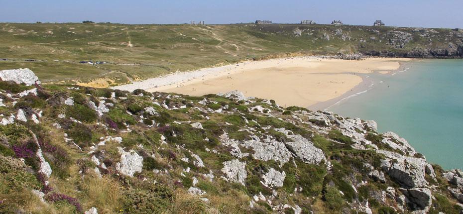 Les magnifiques paysages du Finistère en Bretagne