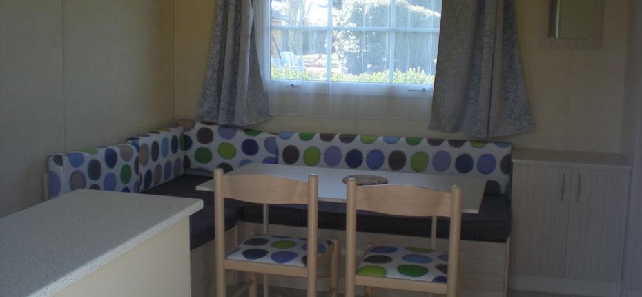 Camping avec location de mobil-home dans le Finistère à Camaret sur Mer