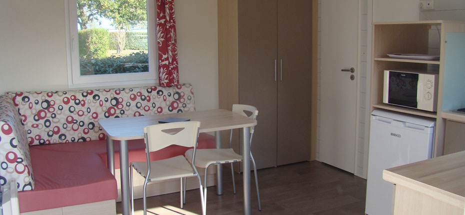 Votre location de mobilhome à Crozon en Bretagne en camping