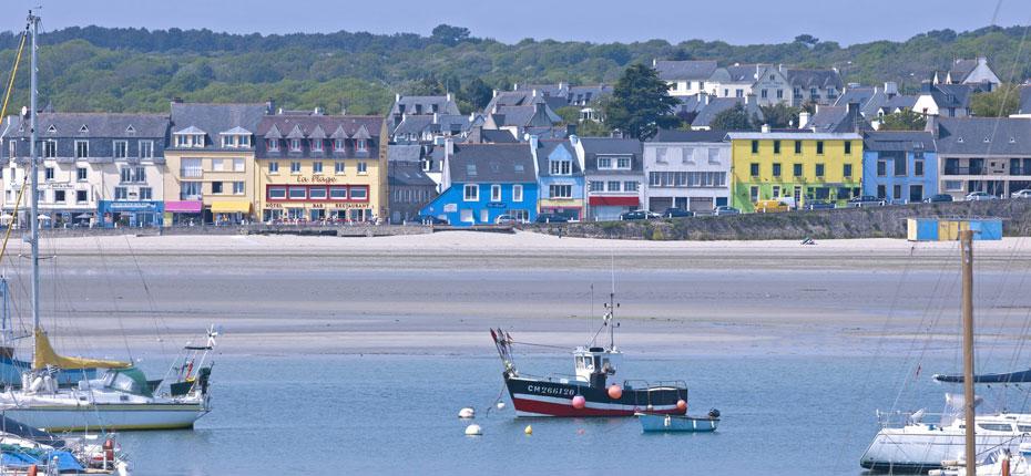 Découvrez la presqu'Île de Crozon dans le Finistère