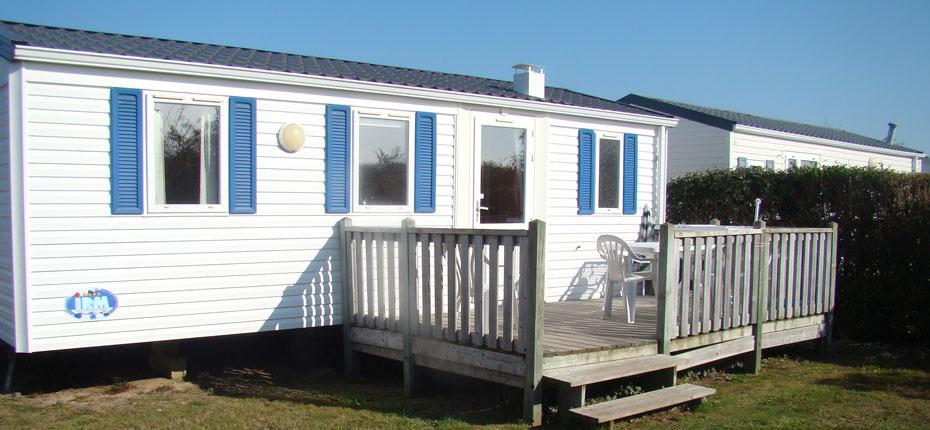 Votre location de mobil-home en Finistère sur la presqu'île de Crozon